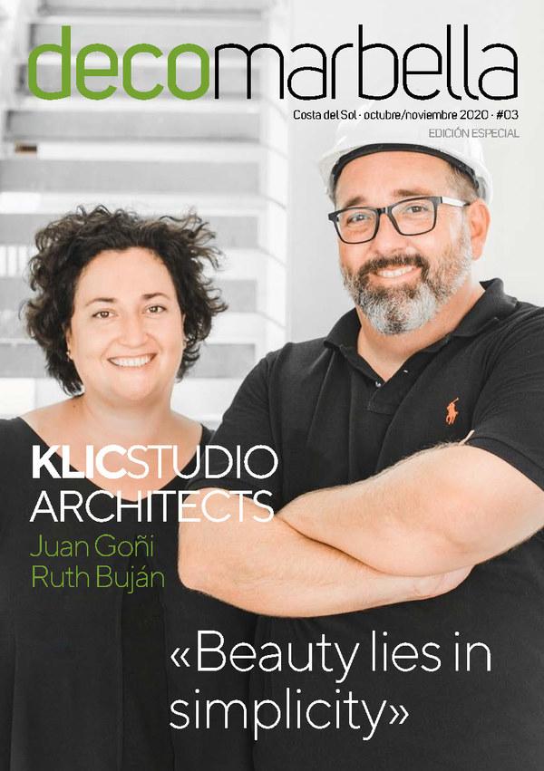 Klic Arquitectos en DecoMarbella